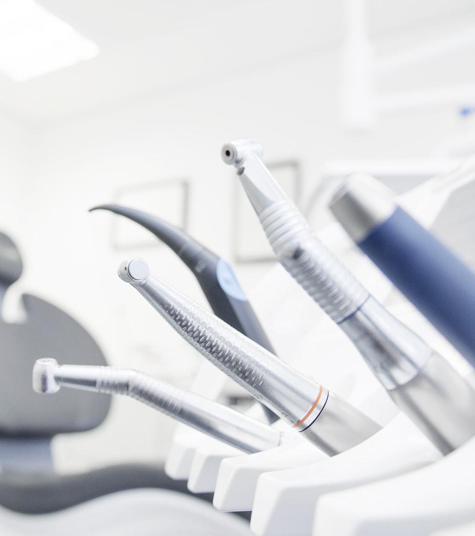 Zahnarzt Praxis Hobi - Leistungen